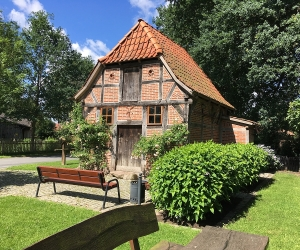 Das Backhaus in Rethorn