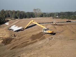 Sanierung und Renaturierung der Bahndeponie in Bookholzberg