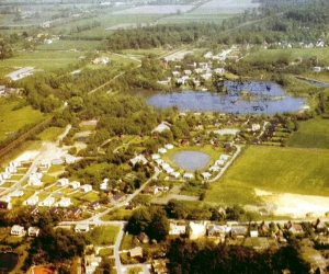 Historisches Luftbild von Rethorn