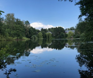 Der Kamerner See in Rethorn