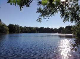 Der Kamerner See in Rethorn