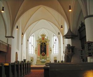 St. Cyprian- und Cornelius-Kirche