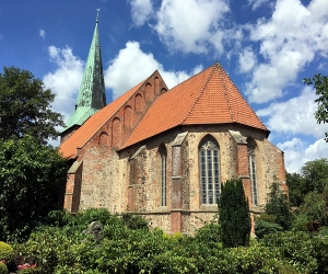 Die Gaukirche St. Cyprian- und Cornelius