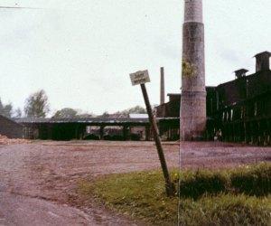 Tonabbau in Rethorn und Kamern