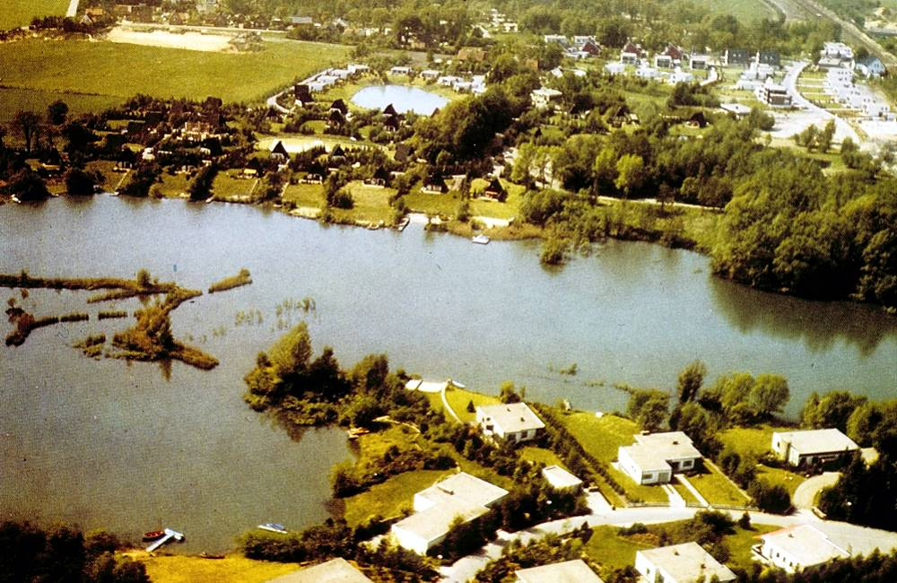 Luftbild vom historischen Rethorn, Foto: Archiv