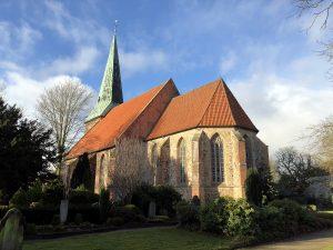 St. Cyprian- und Cornelius Kirche in Ganderkesee