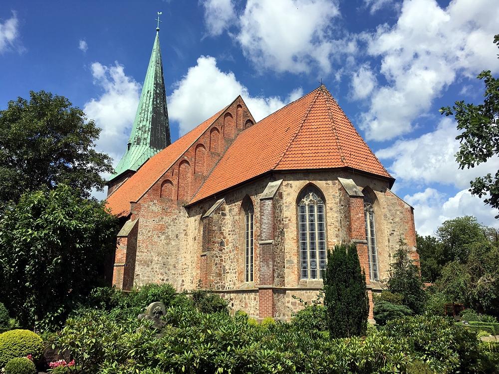 St. Cyprian- und Cornelius-Kirche in Ganderkesee